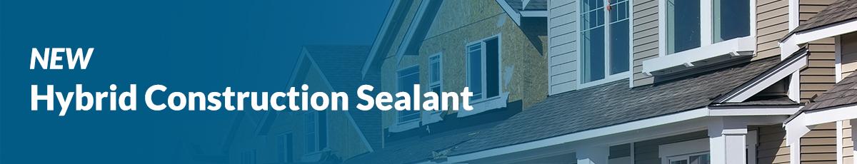 hybrid construction sealant